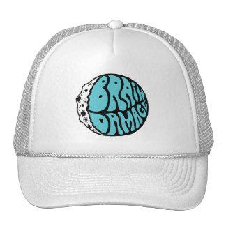 Brain Damage Trucker Hat