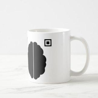 Brain Data Matrix Coffee Mug