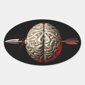 Brain Dead Stickers