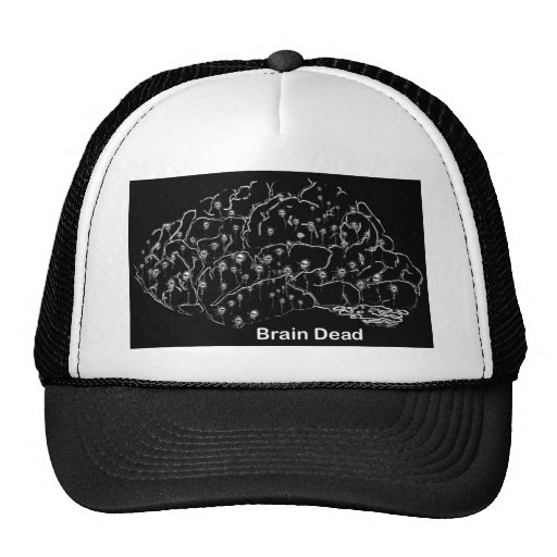 Brain Dead Trucker Hat
