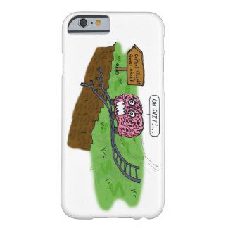 """""""Brain Derailment"""" Barely There iPhone 6 Case"""