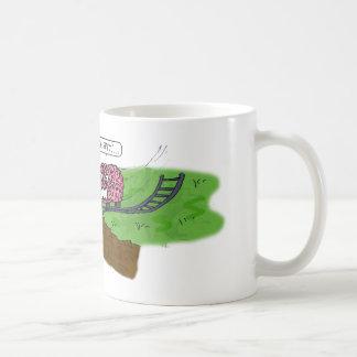 Brain Derailment Coffee Mug