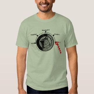 Brain Dial T-shirt