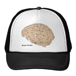 Brain Drain Trucker Hat