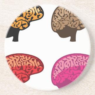 Brain Drink Coaster