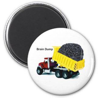 Brain Dump Magnet