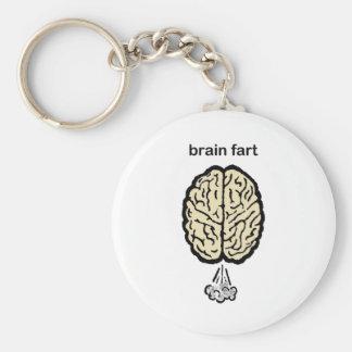 Brain Fart Keychain