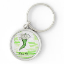 Brain Fog Key Ring