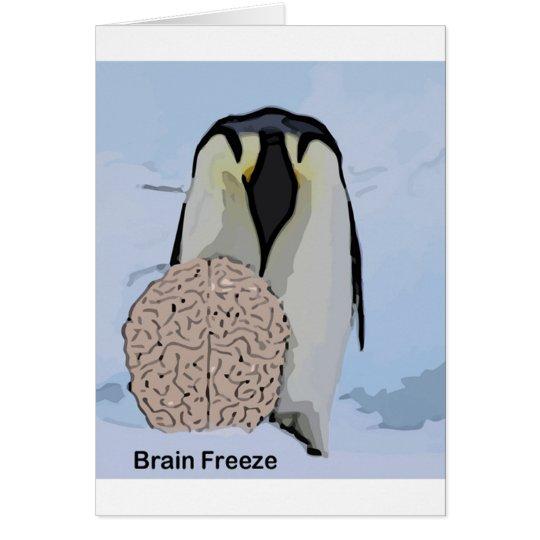 Brain Freeze 2 Card