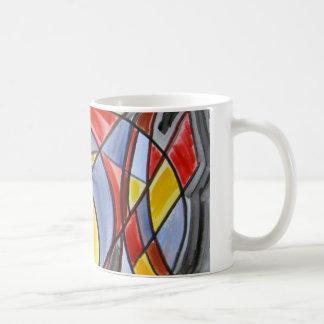 Brain Freeze - Abstract Art Mug