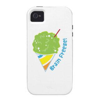 Brain Freeze iPhone 4/4S Cases