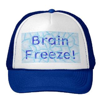 Brain Freeze Hat Trucker Hat