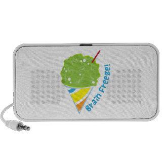 Brain Freeze Portable Speaker