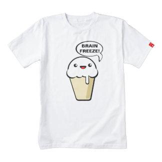 Brain Freeze Zazzle HEART T-Shirt