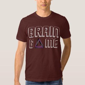 Brain Game Tshirt American Apparel