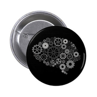 Brain Gears Button