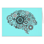 Brain Gears Card