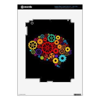 Brain Gears eReader and Tablet Skin iPad 3 Skin