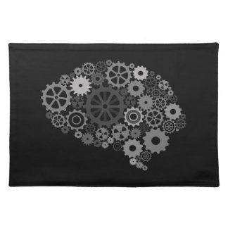 Brain Gears Placemat