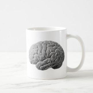 Brain Gifts Classic White Coffee Mug
