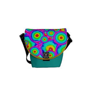 brain gooped mini Zero messenger bag