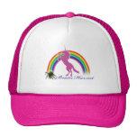 Brain Harvest Unicorn Trucker Hats