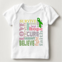 Brain Injury Awareness Infant Shirt
