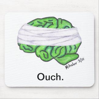 Brain Injury Awareness item Mouse Pad