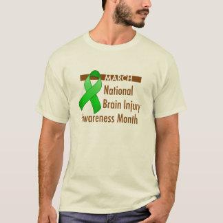 Brain Injury Awareness Month Light Shirt