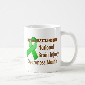 Brain Injury Awareness Month Mug