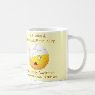 Brain Injury Awareness Mug