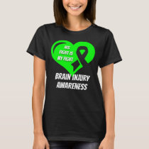 Brain Injury Awareness T-Shirt