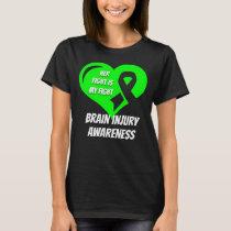 Brain Injury Awareness T-Shirt
