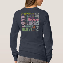 Brain Injury Inspiration Long Sleeve Shirt