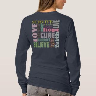 Brain Injury Inspiration Long Sleeve Shirt