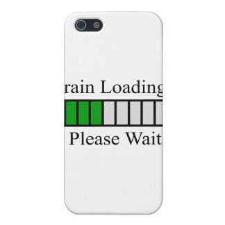 Brain Loading Bar Cover For iPhone 5