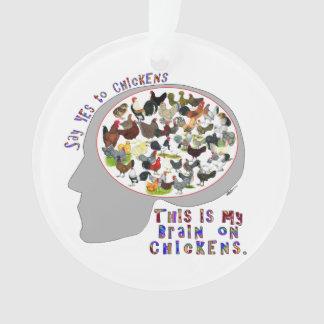 Brain On Chickens