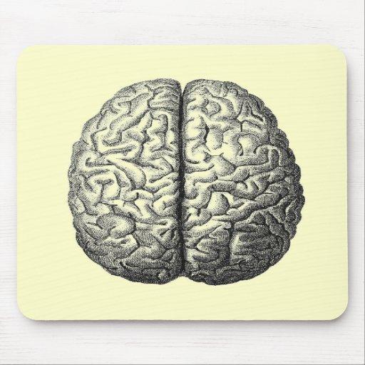 Brain Pad Mouse Mats
