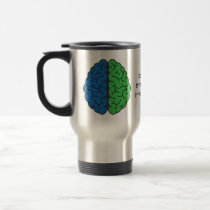 Brain Pain IIH Travel Mug