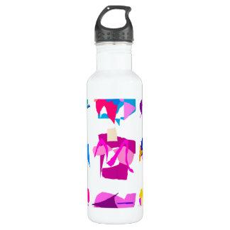 Brain 24oz Water Bottle