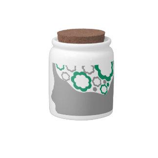 brain power candy jars