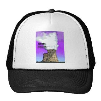 Brain Power Mesh Hats