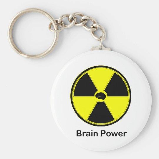 Brain Power Keychain