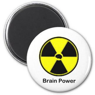 Brain Power Magnet