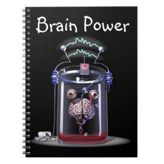 Brain Power Note Books