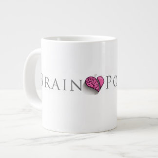 Brain Powered Giant Coffee Mug