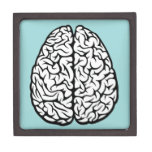 Brain Premium Keepsake Box