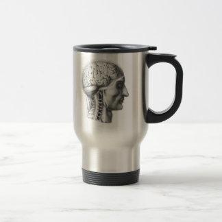 brain revealed 15 oz stainless steel travel mug