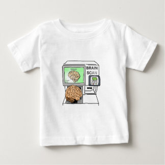 Brain Scan Baby T-Shirt