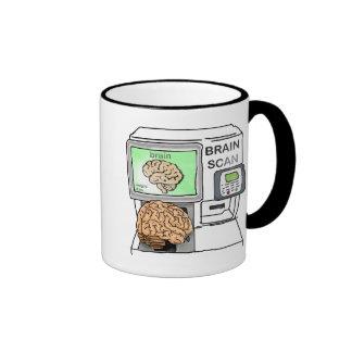 Brain Scan Ringer Mug